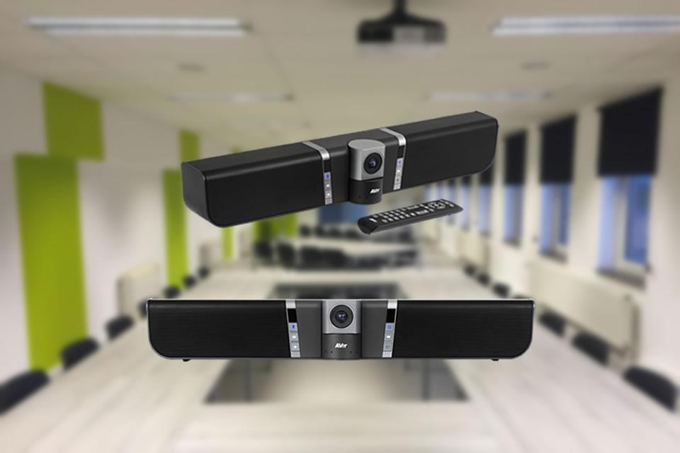 小中規模会議室向けWebカメラ