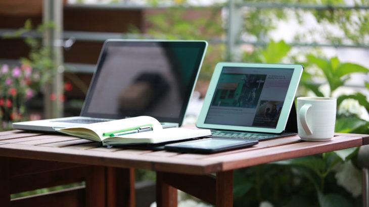 在宅勤務でディスプレイが無く困っている人におすすめの無料アプリ「spacedesk」
