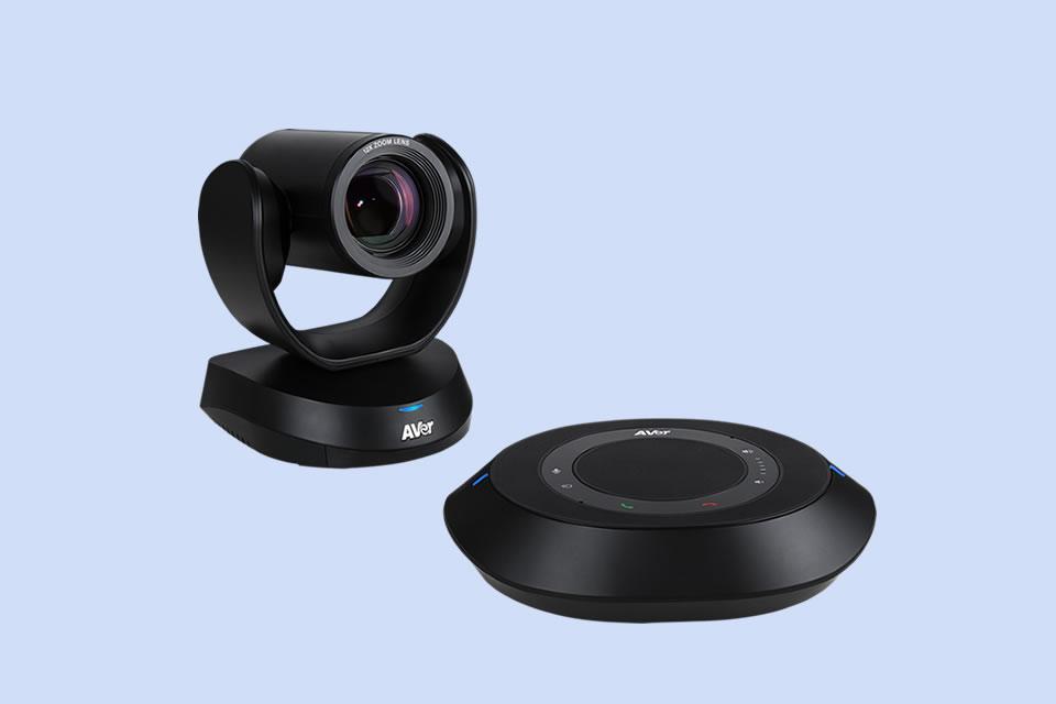 Webカメラとマイクスピーカー