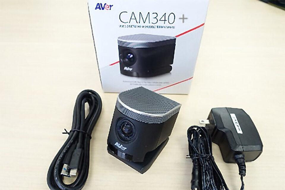 CAM340+の製品確認