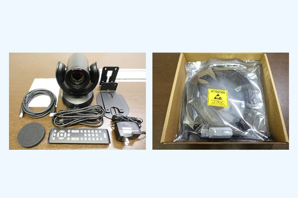 Webカメラ「CAM520 Pro」の製品確認